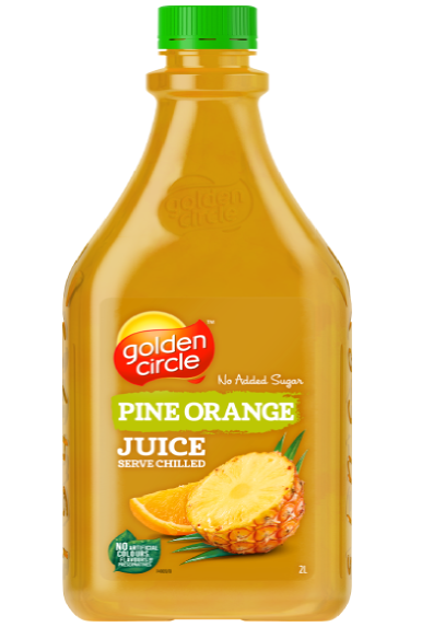 Pine Orange Juice image
