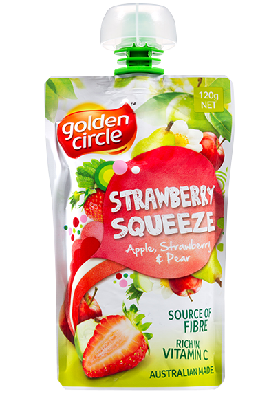 Strawberry Squeeze image