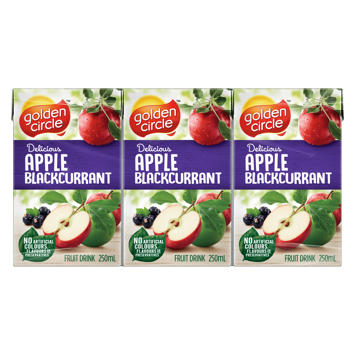 Apple Blackcurrant 6pk image