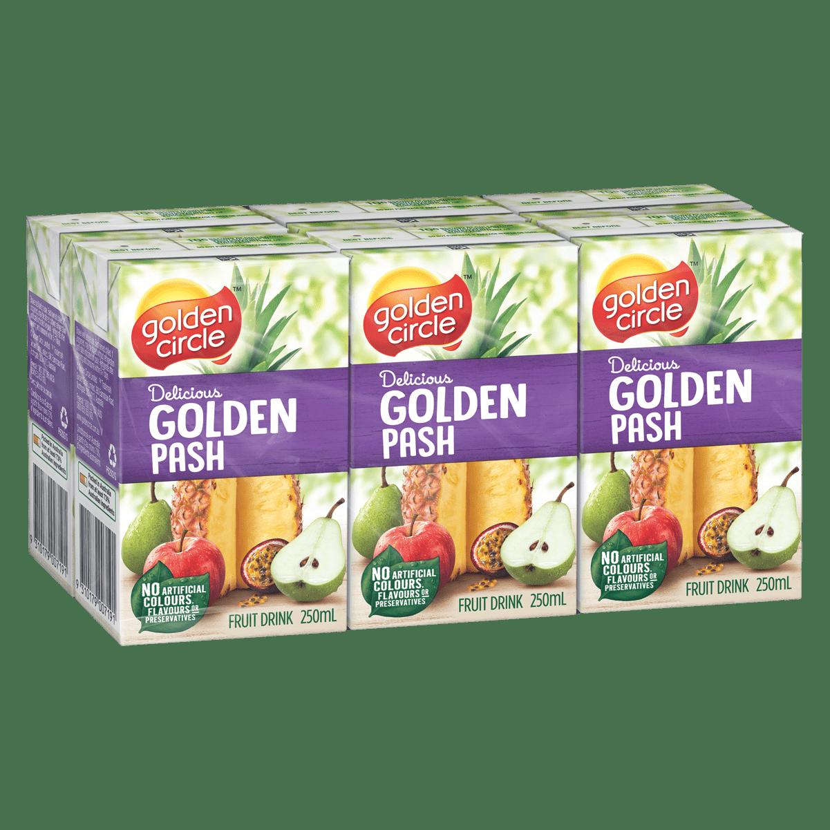 Golden Pash 6pk image