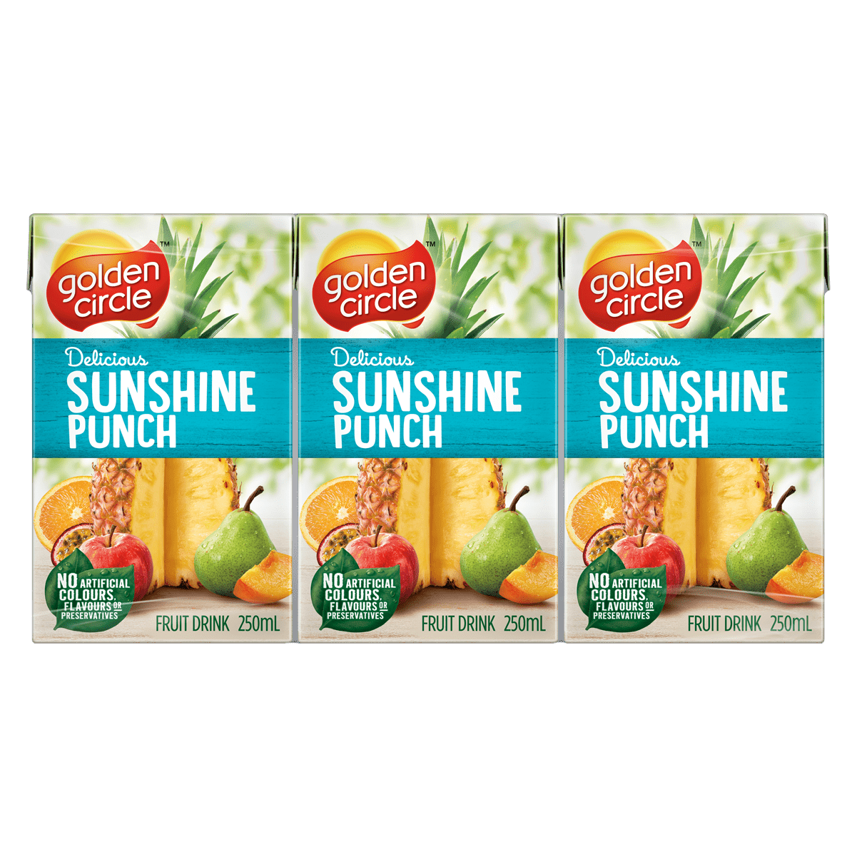 Sunshine Punch 6pk image