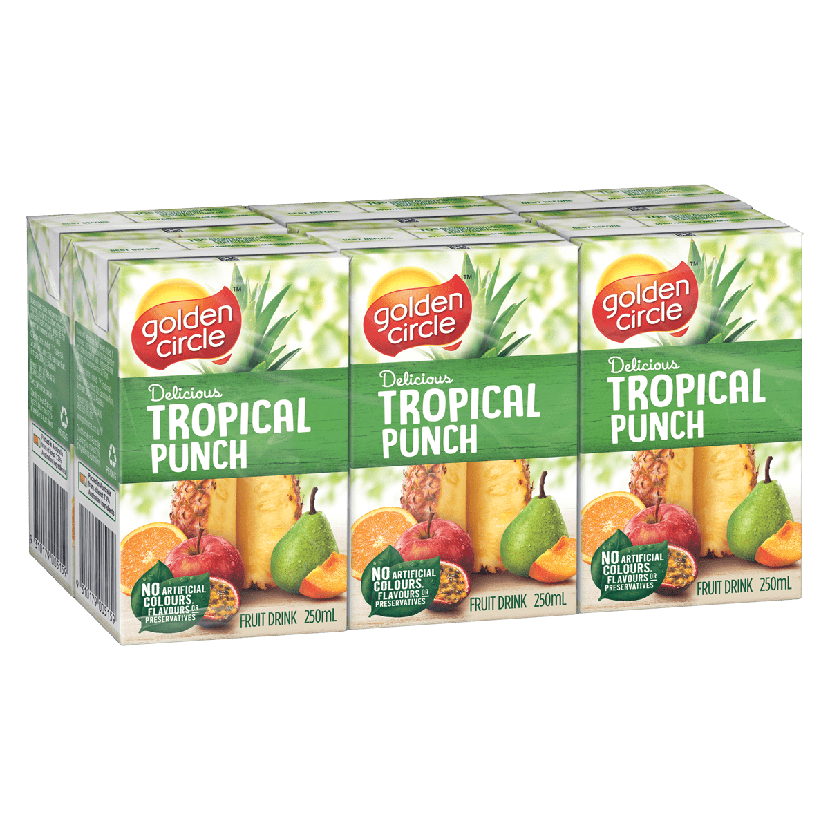 Tropical Punch 6pk image