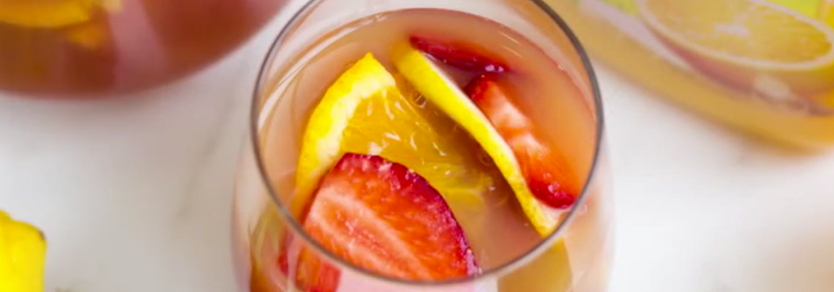 Refreshing Fruit Punch