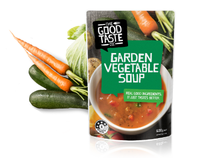 Garden Vegetable Soup 600g image