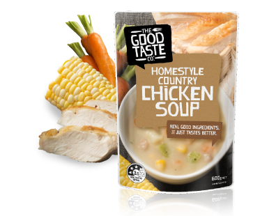 Homestyle Country Chicken Soup 600g image