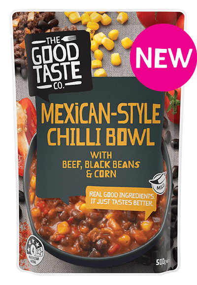 Mexican-Style Chilli Bowl 500g
