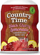 Black Cherry Lemonade