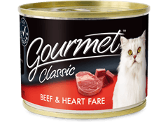 Beef & Heart Fare 185g