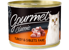 Turkey & Giblets Fare 185g