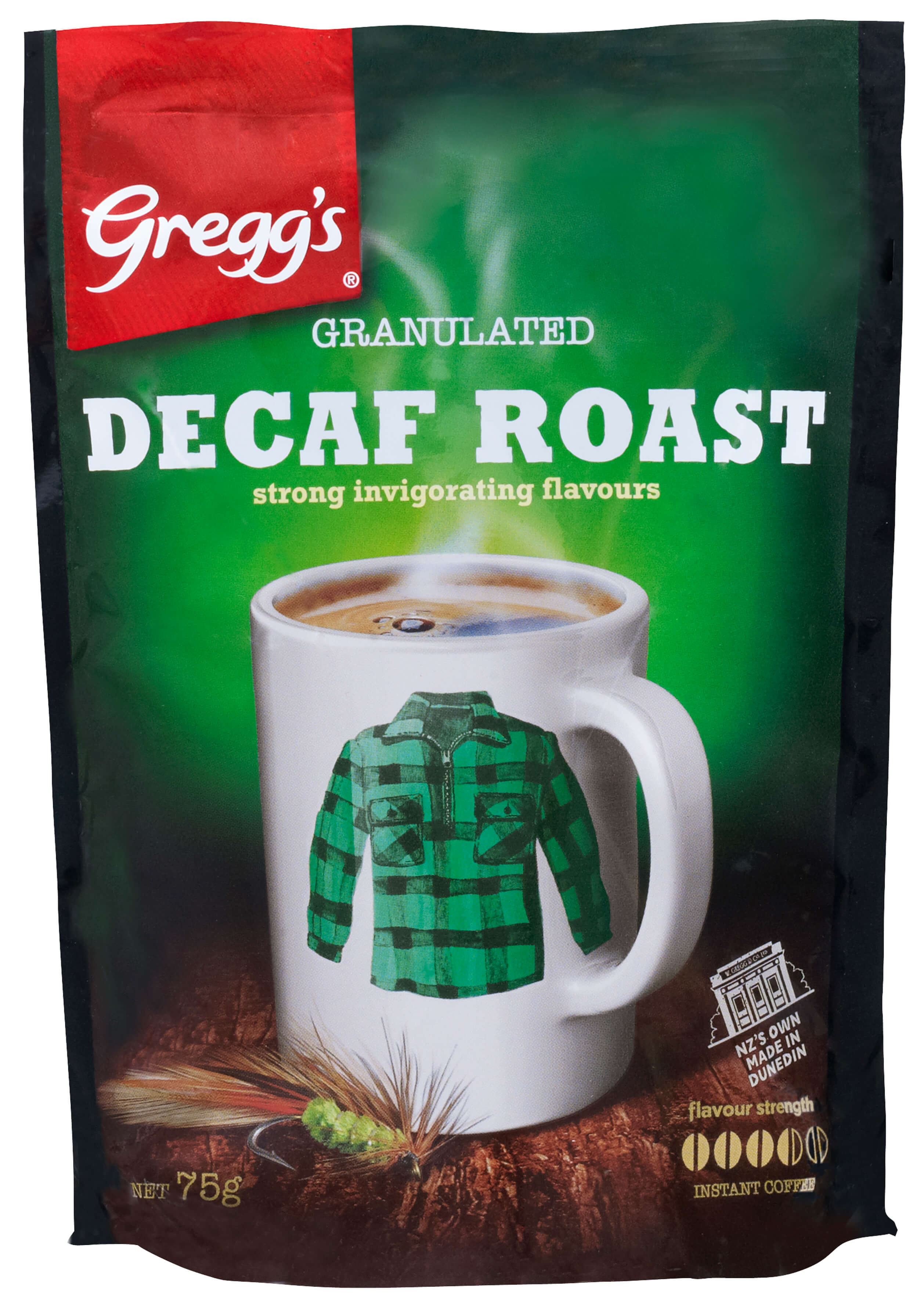 Decaf Roast Instant Coffee image