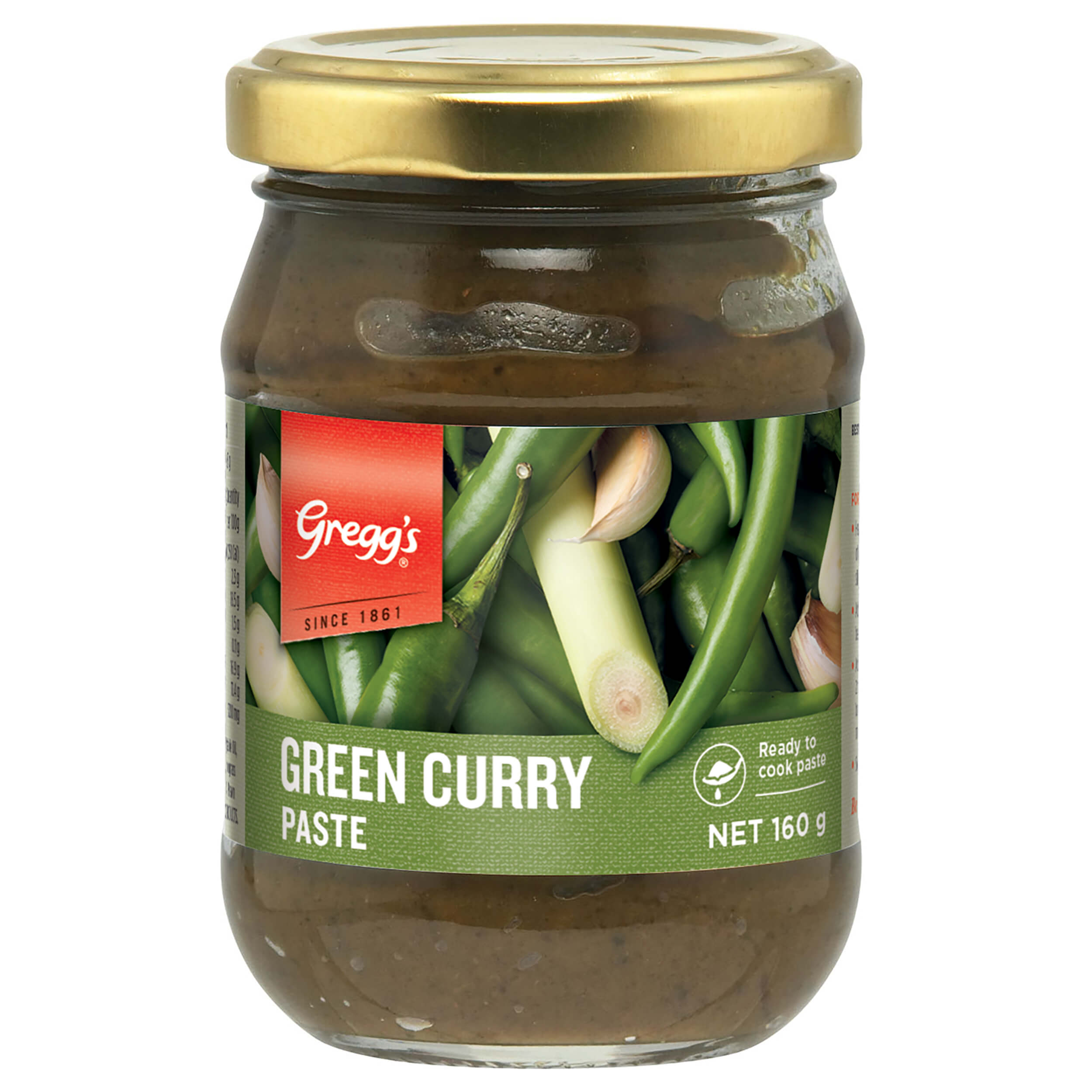 Green Curry Paste image