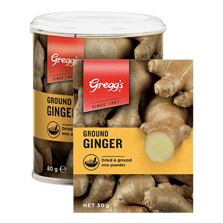 Ground Ginger image