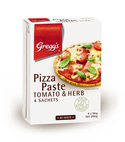 Pizza Paste - Tomato and Herb image