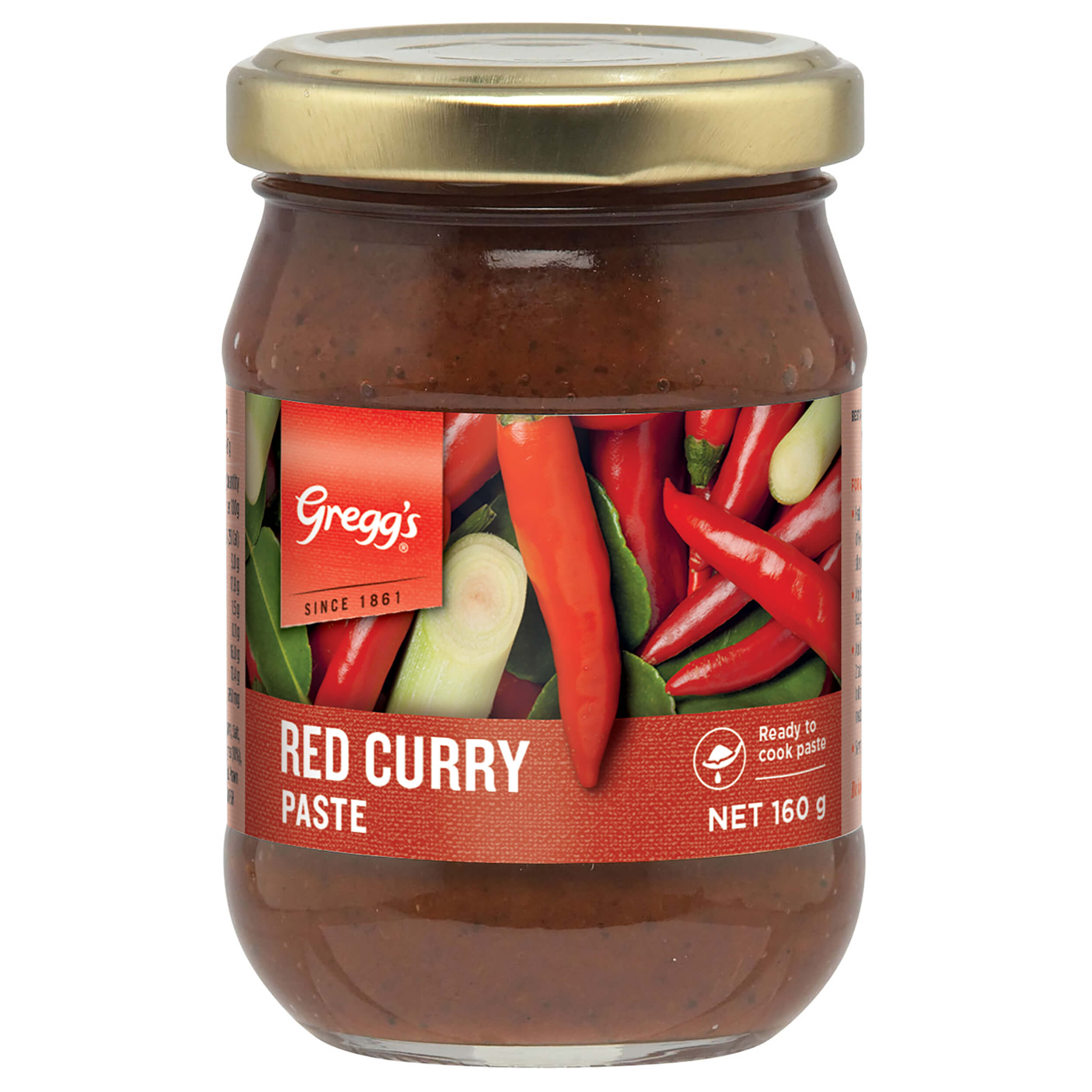 Red Curry Paste image