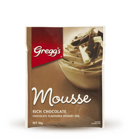 Rich Chocolate Mousse image