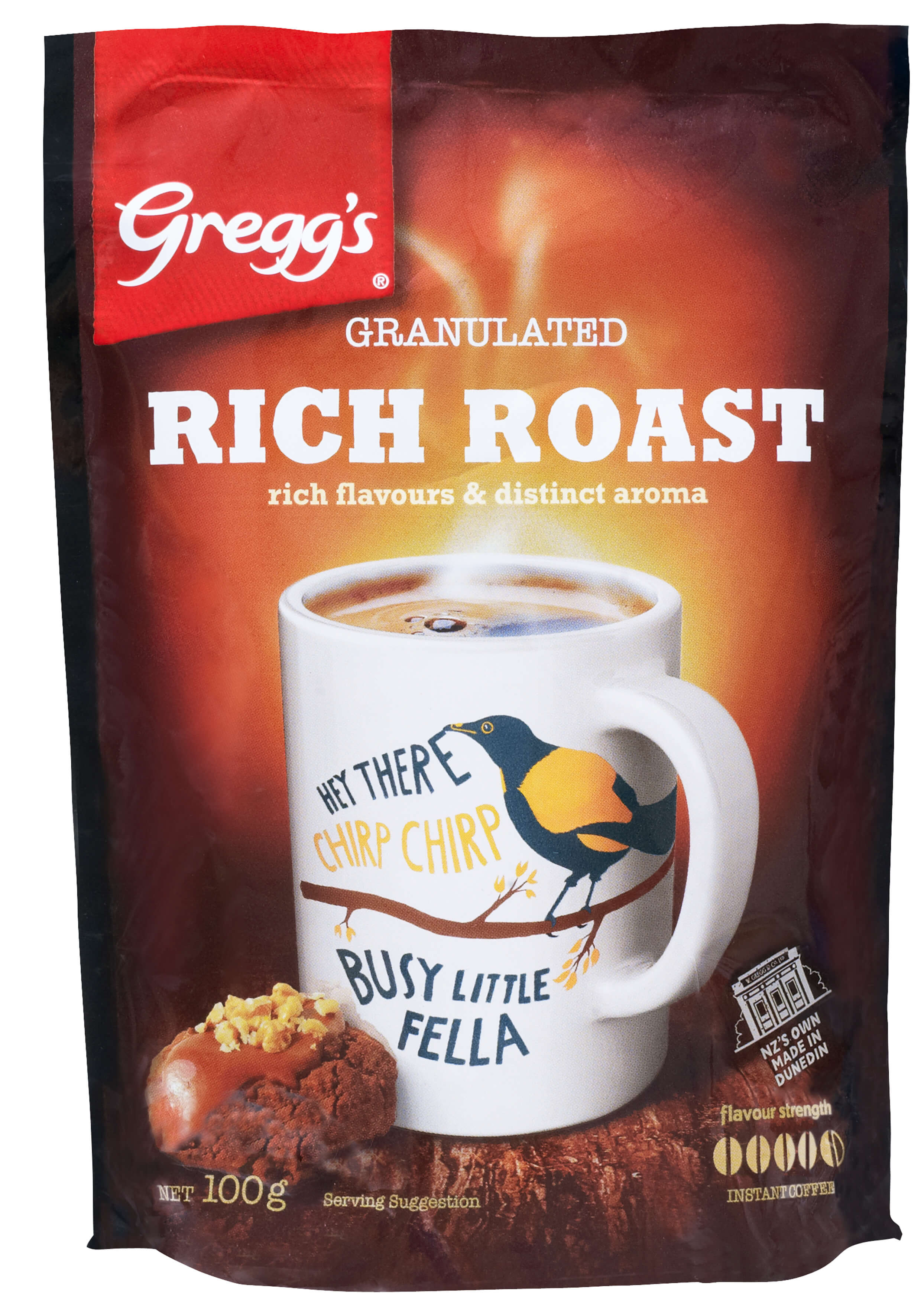 Rich Roast Instant Coffee image