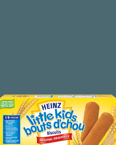 Biscuits Bouts d'chou originaux