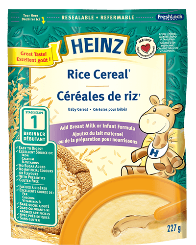 Rice Cereal title=