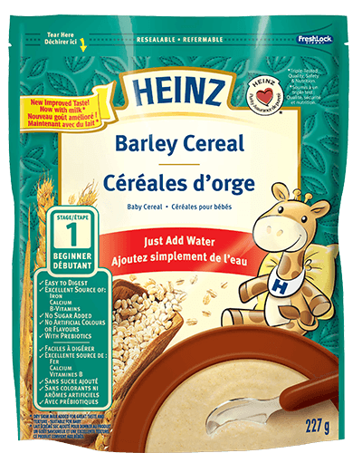 Barley Cereal with Milk title=