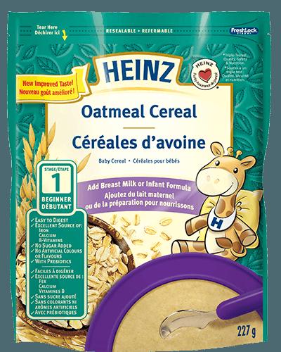 Céréales d'avoine