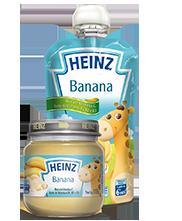 Heinz Papinha de Banana