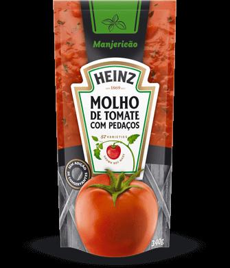 Molho de Tomate Manjericão Heinz product image