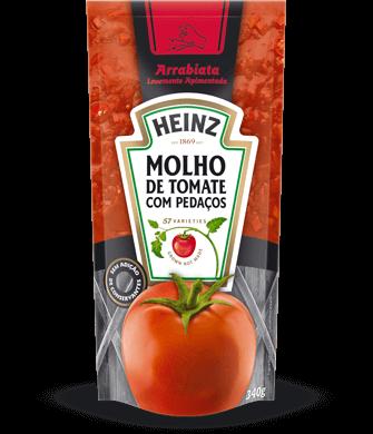 Heinz Molho de Tomate Arrabiata