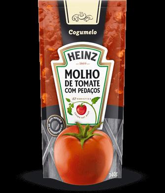 Heinz Molho de Tomate com Cogumelos