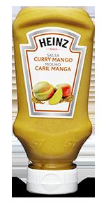 Molho Curry de Manga