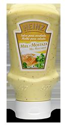 Molho para Salada Mostarda e Mel
