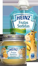 Heinz Papinha de Frutas Sortidas