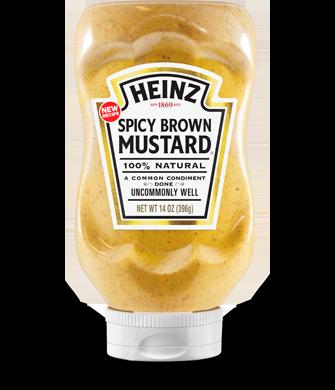 Mostarda Escura Heinz