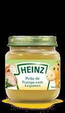 Heinz Papinha de frango com legumes