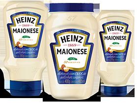 Maionese Heinz