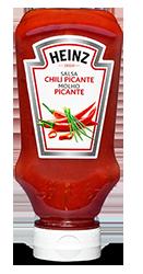 Molho de Tomate Tipo Chili