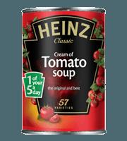 忌廉番茄湯