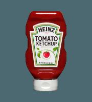 倒立唧唧裝茄汁(番茄醬)