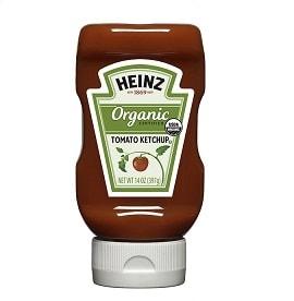 有機茄汁(番茄醬)