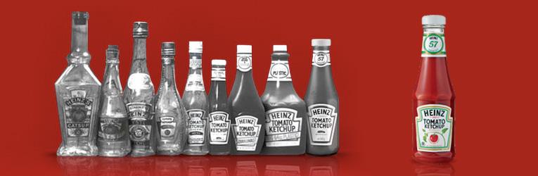 亨氏茄汁(番茄醬)歷史