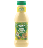 Squeezable Salad Cream