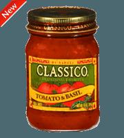 Classico Tomato and Basil