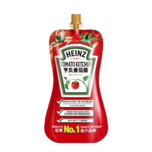 Pouch Tomato Ketchup
