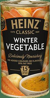 Heinz Classic Winter Vegetable Soup