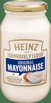 Heinz Seriously Good Original Mayonnaise 470g