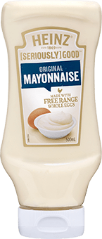 Heinz Seriously Good Original Mayonnaise 500mL