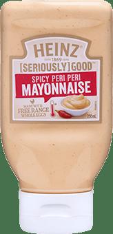 Heinz [SERIOUSLY] GOOD Spicy Peri Peri 295mL