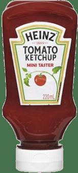 Heinz Tomato Ketchup Mini Taster