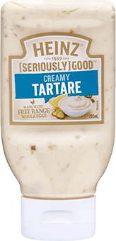 Heinz Seriously Good Creamy Tartare 295mL
