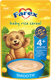 Farex Baby Rice Cereal