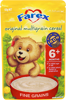 Farex Original Multigrain Cereal